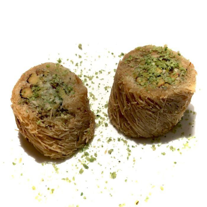 Bourma 2 pièces (pistaches enrobées de vermicelles grillés)
